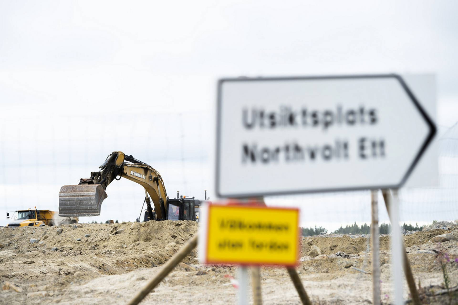 After Northvolt's progress – in a hurry with housing in northern Sweden