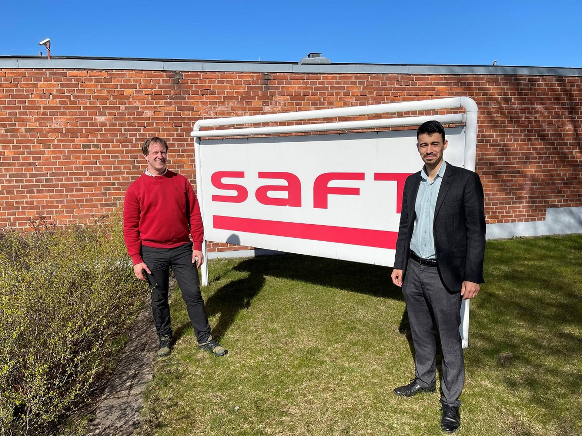 Saft launches future battery monitoring