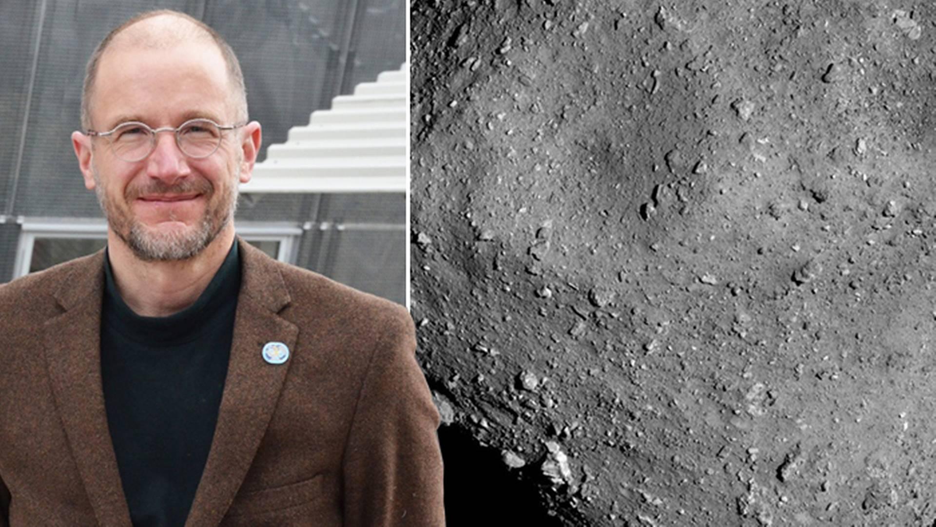 Swedish scientists reveal the meteorite's surprising property