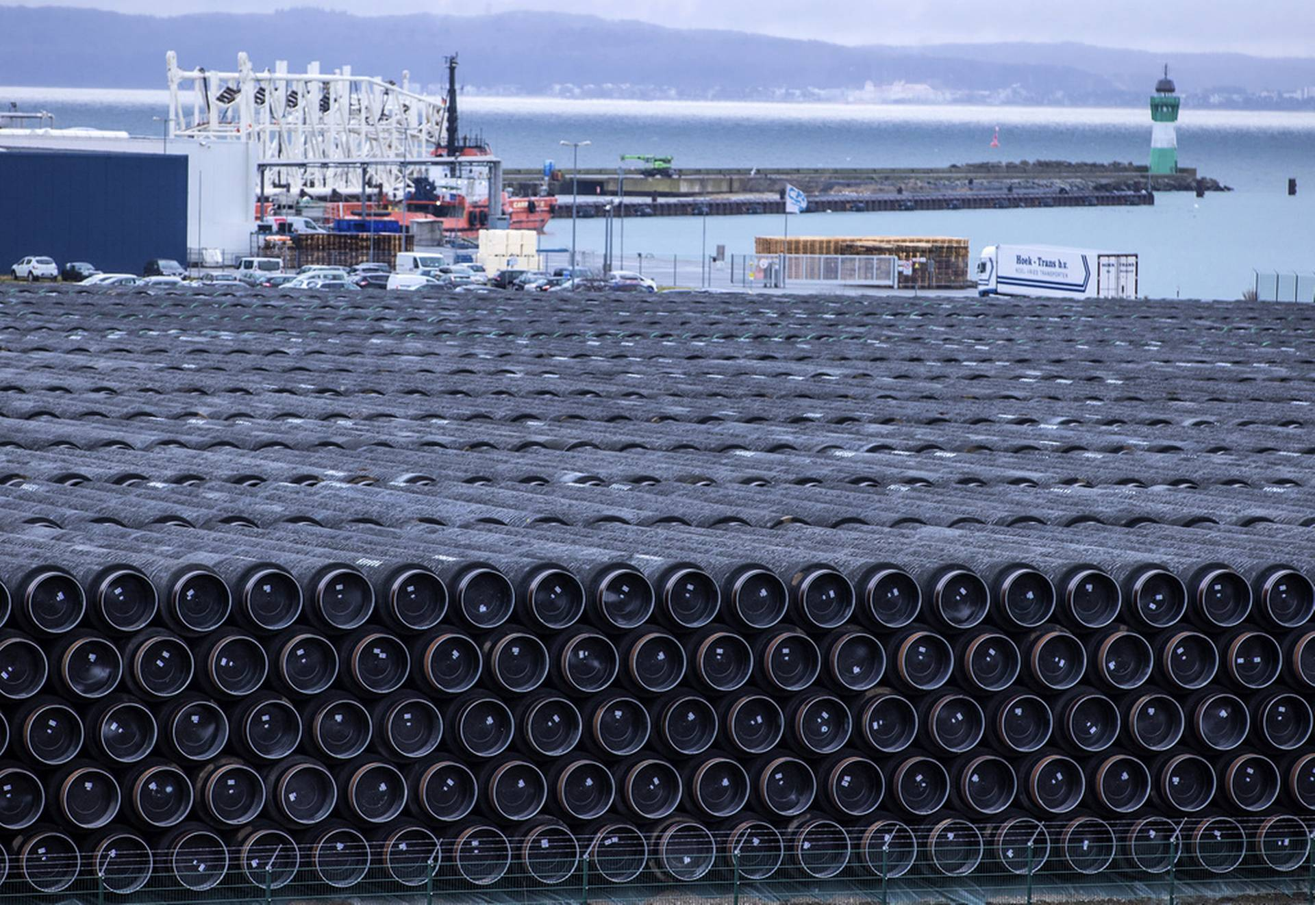Nordstream 2: USA and Germany agree