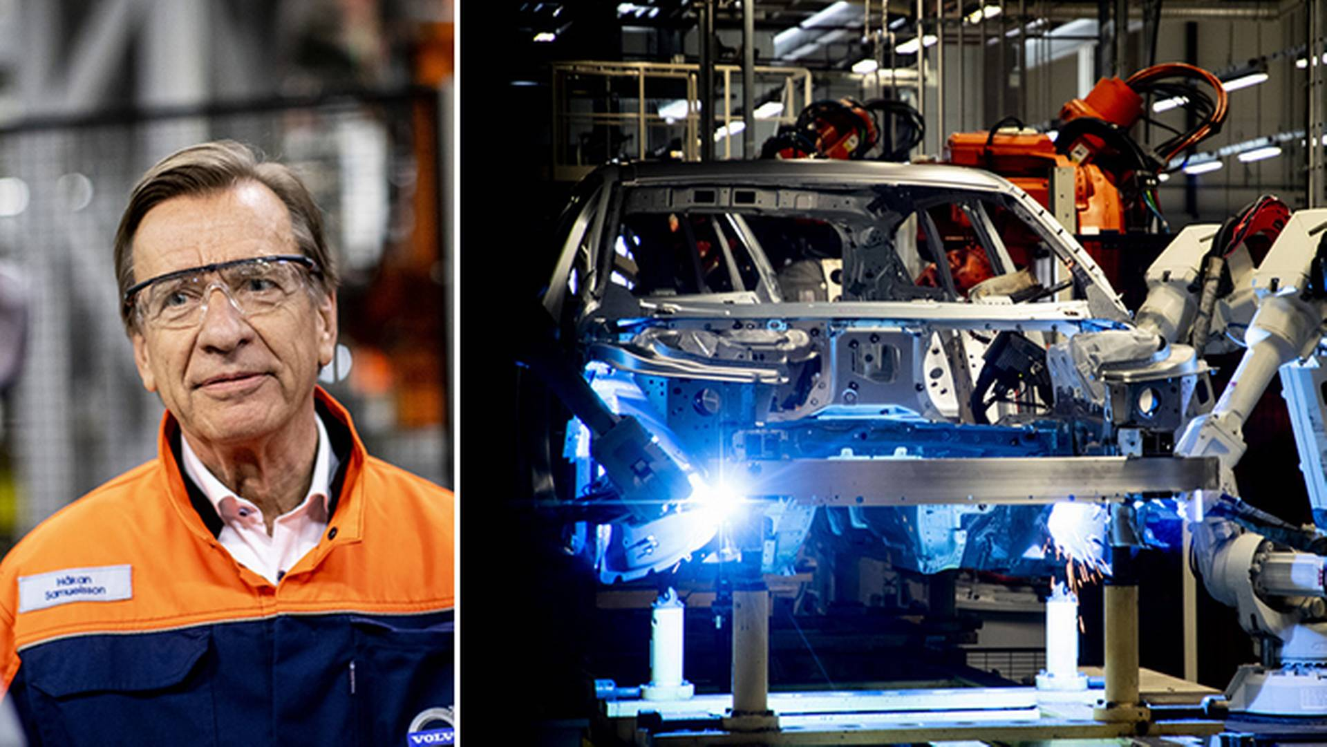 Volvo now sells a quarter of electricity