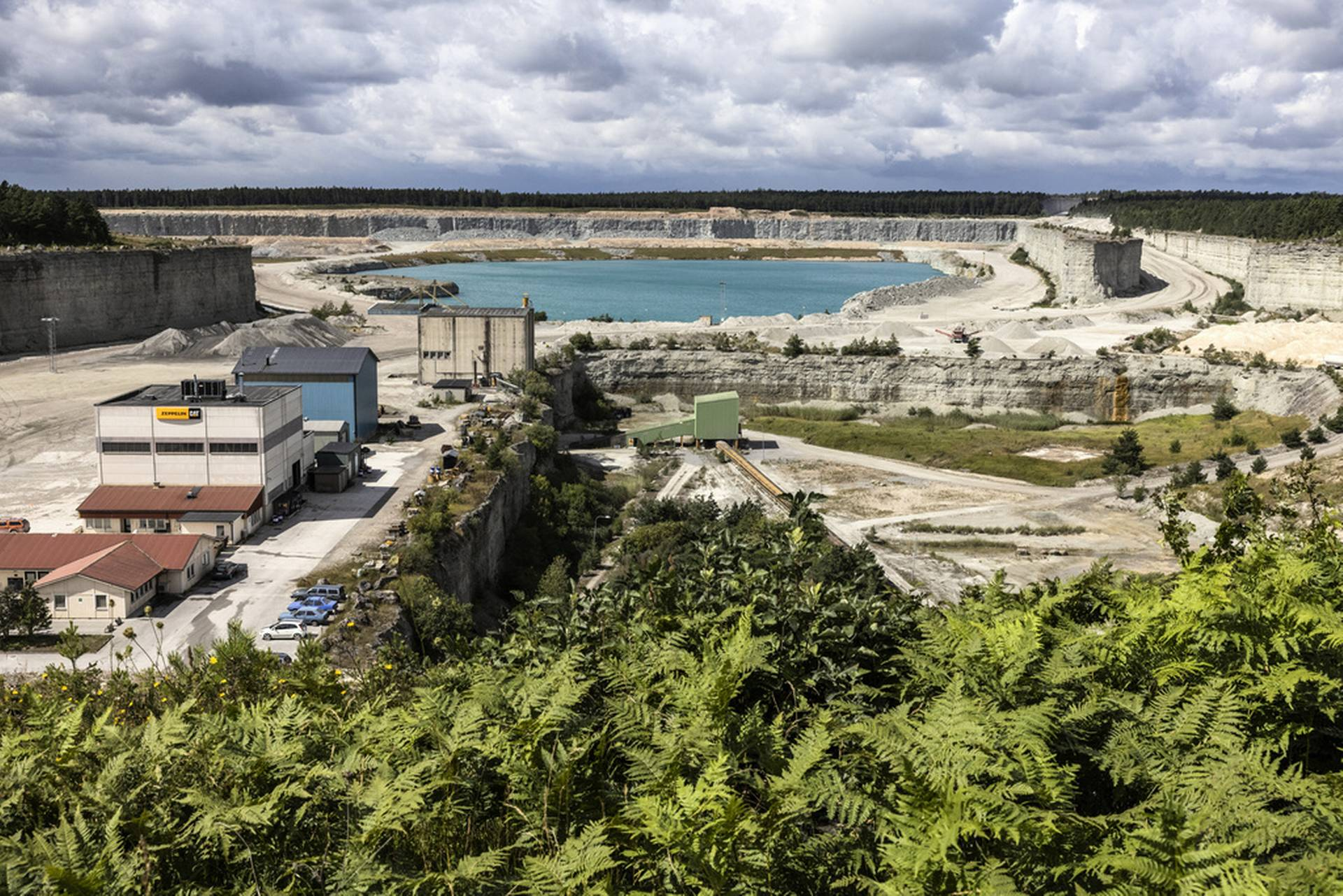 This is how Cementa will cope with the crisis – three measures