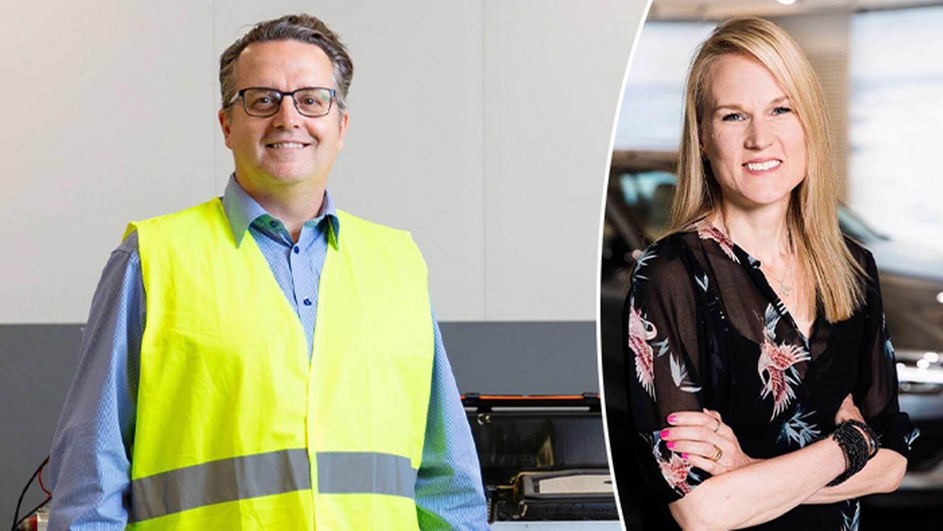 Volvo establishes new battery center in Gothenburg